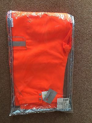 Hi Vis Work Trousers Size 38