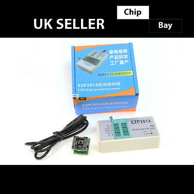 EZP2014 USB High Speed EEPROM Flash BIOS Chip Programmer