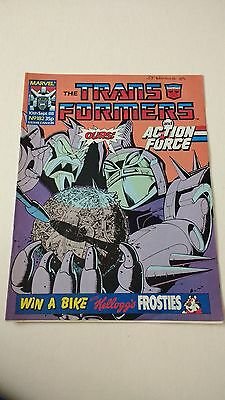 The Transformers Issue 182 UK Comic