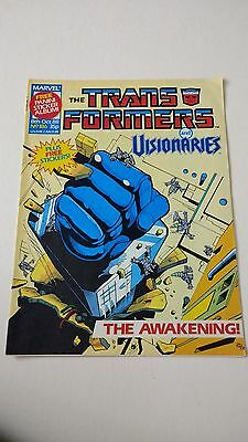 The Transformers Issue 186 UK Comic