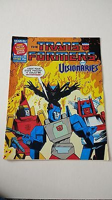 The Transformers Issue 188 UK Comic