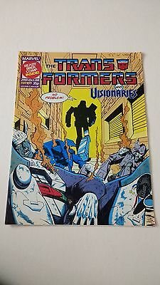 The Transformers Issue 189 UK Comic