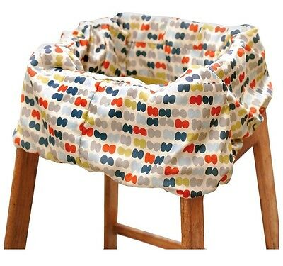 High Chair Shopping Cart Cover Skip Hop Multicolored