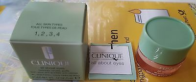 Clinique all about eyes 5ml creme NEU OVP