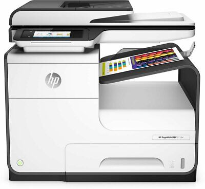 HP PageWide 377dw (A4) Colour Pigmented Ink Multifunction Printer