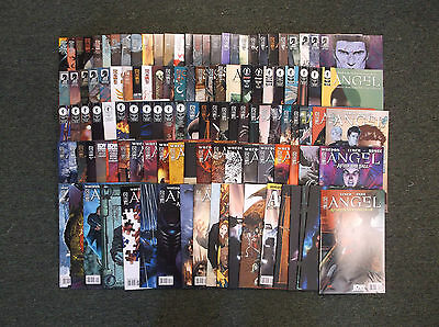 IDW Dark Horse Angel BTVS Comic Book Set 118 Total Issues Mostly Nm+ Buffy