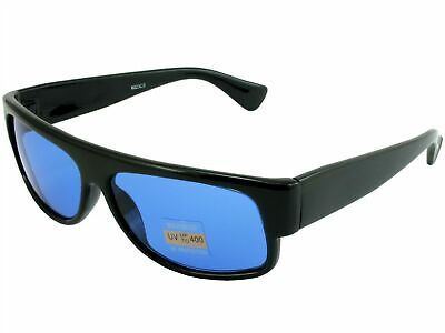 a972796cc0d GOLF BALL FINDER Glasses Sunglasses Black Frame Blue Lens -  7.95 ...