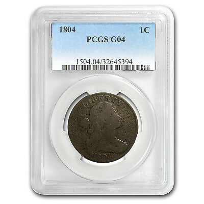 1804 Large Cent Good-4 PCGS - SKU#153827
