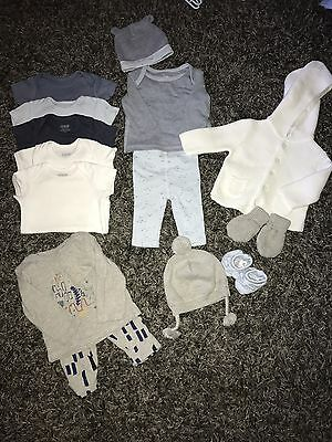 Age 0-3 Months Baby Boys Bundle Mamas And Papas