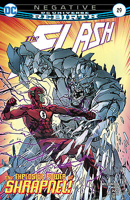 Flash #29 (2017) 1St Printing Dc Universe Rebirth Bagged & Boarded