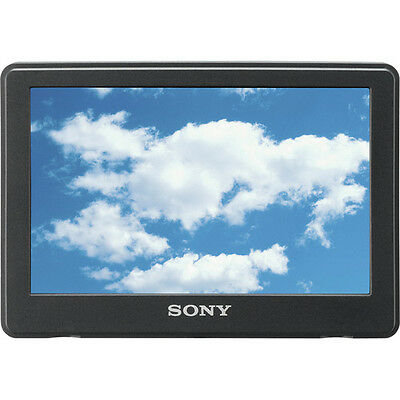 """New Sony CLM-V55 5"""" HDMI On-Camera Monitor with Peaking"""