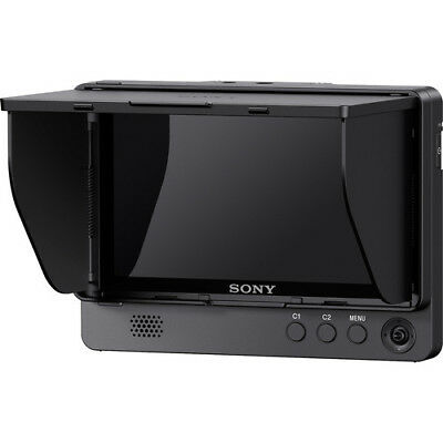 """New Sony CLM-FHD5 Clip-On 5"""" Full HD LCD On-Camera Monitor"""