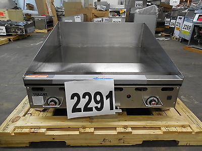 2291-New S/D - MSA Series Heavy Duty Natural Gas Griddle, Model: MSA36-20101