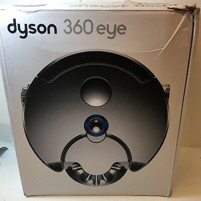 Dyson 360 Eye Robot Vacuum cleaner color Nickel Blue Japanese Ver Fast Shipping