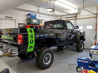 1989 Dodge Other Pickups  1989 dodge truck w100