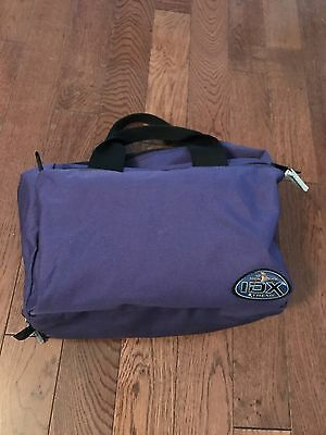 Iron Duck Bag for general use, Purple, Excellent Condition