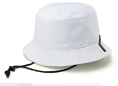 f92d8d04af707 Adidas 5136277 Men s Generation Bucket hat white cap safari Fishing