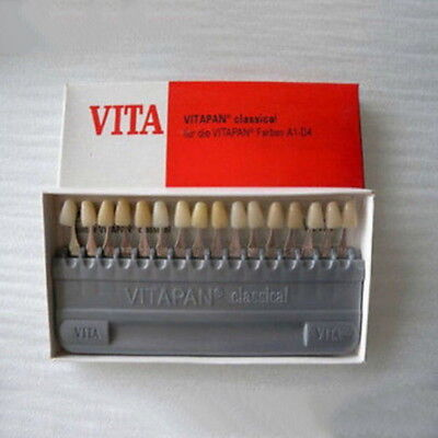 Quality Dental Equipment Teeth Whiting Porcelain VITA Pan Classical 16Color QW