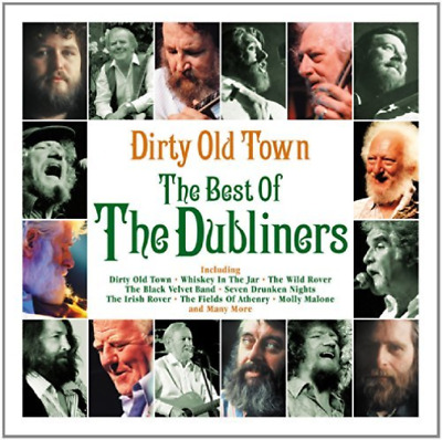"""Dubliners, The""-Dirty Old Town Best Of 2Cd  (US IMPORT)  CD NEW"