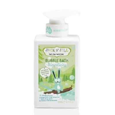 New Jack N Jill Simplicity Bubble Bath