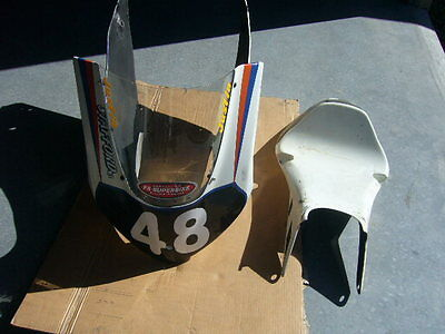 Honda RS 125 Fairings parts