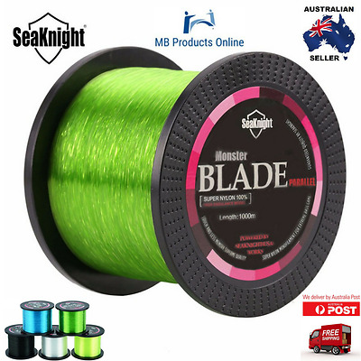 SeaKnight BLADE Series 1000M Nylon Fishing Line Monofilament Super Strong