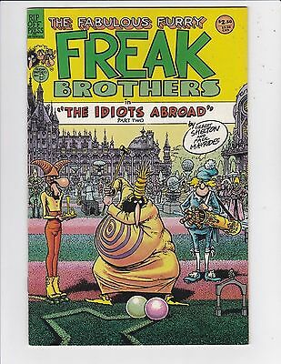 Fabulous Furry Freak Brothers #9 - $2.50 cover - Fine