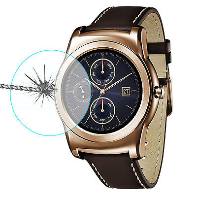 Premium Real 0.2mm Film Tempered Glass Screen Protector for LG Watch Urbane W150