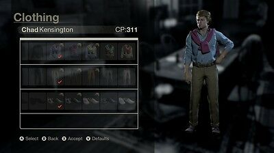 Exclusive Counselor Clothing Pack [DLC] [Xbox One] [Friday The 13th: The Game]