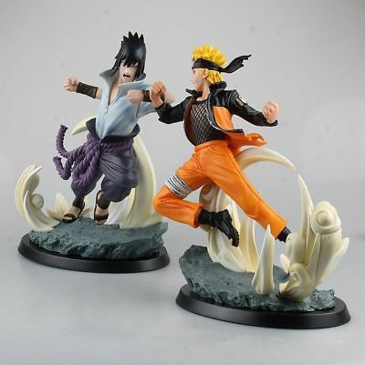 Naruto Shippuden Ultimate Ninja Storm 4 SASUKE Statue Figure Toys New In Box