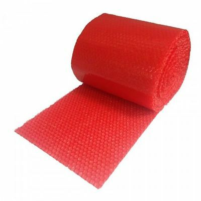 20m x * RED * Small Bubble Wrap ROLL  500mm  ANTI STATIC quality !