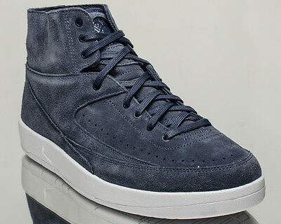 ea279dcb3a42 Air Jordan 2 Retro Decon Thunder Blue men lifestyle shoes thunder 897521-402