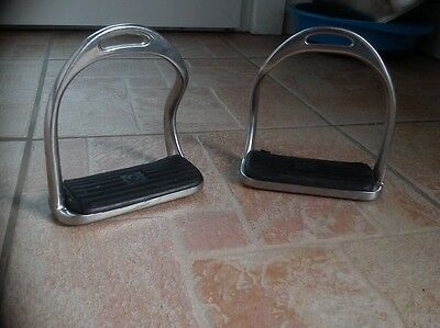 Bent Leg Irons Size 4 Inches