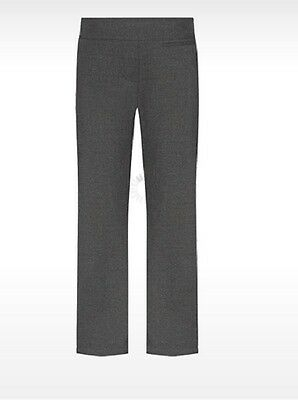 David Luke ECO Kids Girls Junior Comfort Fit School Work Trouser