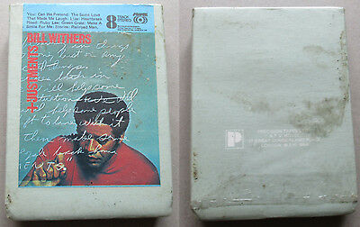 BILL WITHERS +'Justments 8 track tape  cartridge unplayed