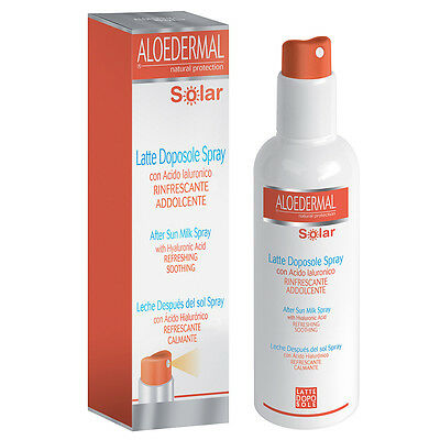 Aloedermal Latte doposole spray 200 ml