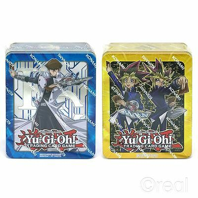 New Yu-Gi-Oh! Yugi & Yami Or Kaiba Mega Tin 2017 Sealed Rare Cards Official