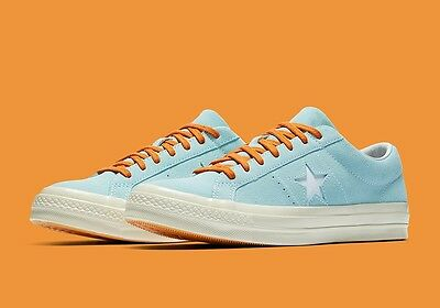 Converse One Star Ox Tyler The Creator Golf Wang Clearwater Size 6.5 Le Fleur