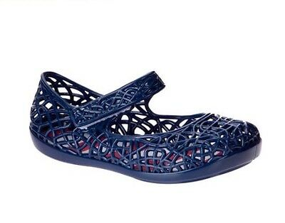 Baby Prewalk Sandals Shoes Size 6 Mary Jane Jelly Coral