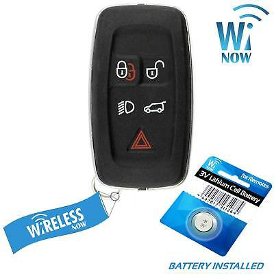 For Car Key Fob Keyless Smart Remote 2010 2011 2012 Land Rover Range Rover
