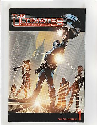The Ultimates (2002) #1 VF+ 8.5 Marvel Comics Avengers