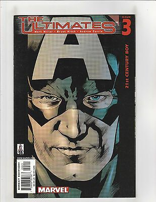 The Ultimates (2002) #3 VF+ 8.5 Marvel Comics Avengers