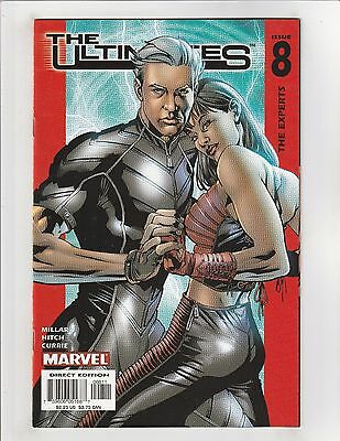 The Ultimates (2002) #8 VF+ 8.5 Marvel Comics Avengers