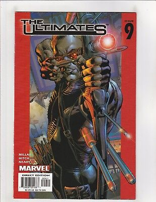 The Ultimates (2002) #9 VF/NM 9.0 Marvel Comics Avengers