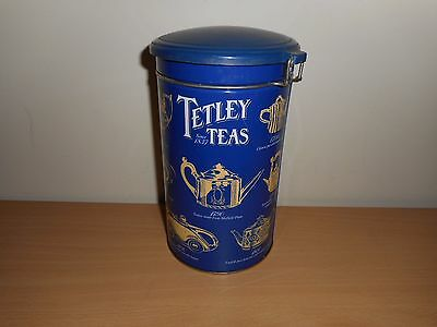 Tetley Teas Cannister Tin
