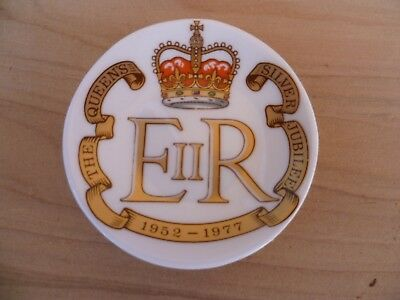 Vintage Old Small Size Jubilee Royal Family Dish (G192)