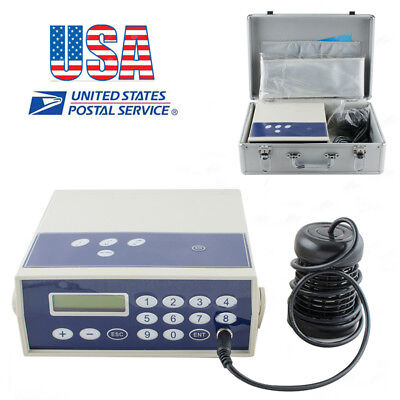 Foot Detox Machine Ion Foot Bath Spa Cell Cleanse with Far Infrared belt CHI usa