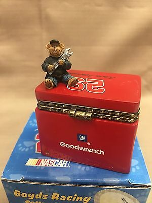 NIB Boyd's NASCAR Treasure Box #29 Kevin Harvick 1E
