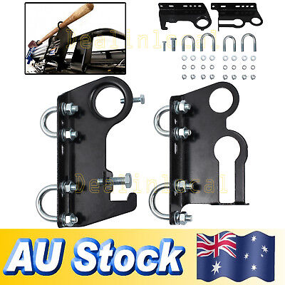 Hi Lift High Farm Jack&Shovel Holder 4X4 Offroad 4WD Roof Rack Mount high lift