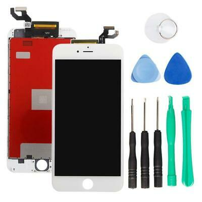 "Replacement for iPhone 6S Plus 5.5"" Lens LCD Touch Screen Glass Digitizer White"
